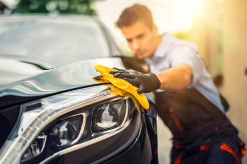 Vehicle Detailing Services in Cincinnati Ohio